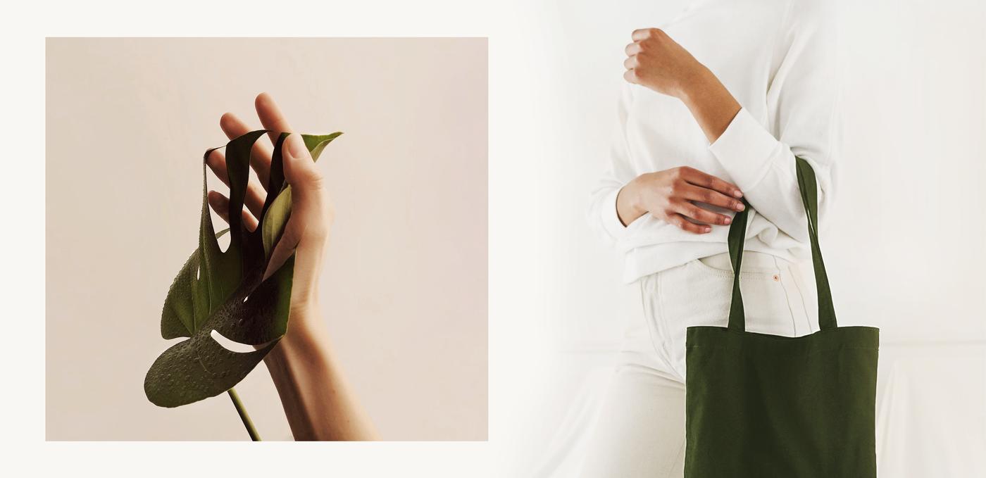 brand identity ethical style fashion brand graphic design  logo SLOW FASHION Sustainable Fashion visual identity Clothing Fashion