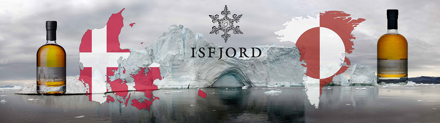Header for Isfjord whisky, Magnin wine & Spirits