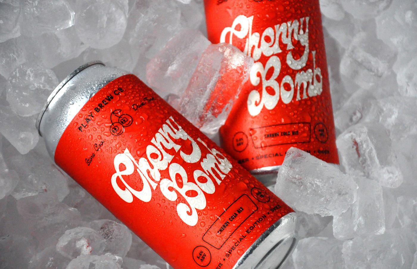 beer beer brand Beer Branding beer can branding  craft craft beer IPA Label Packaging