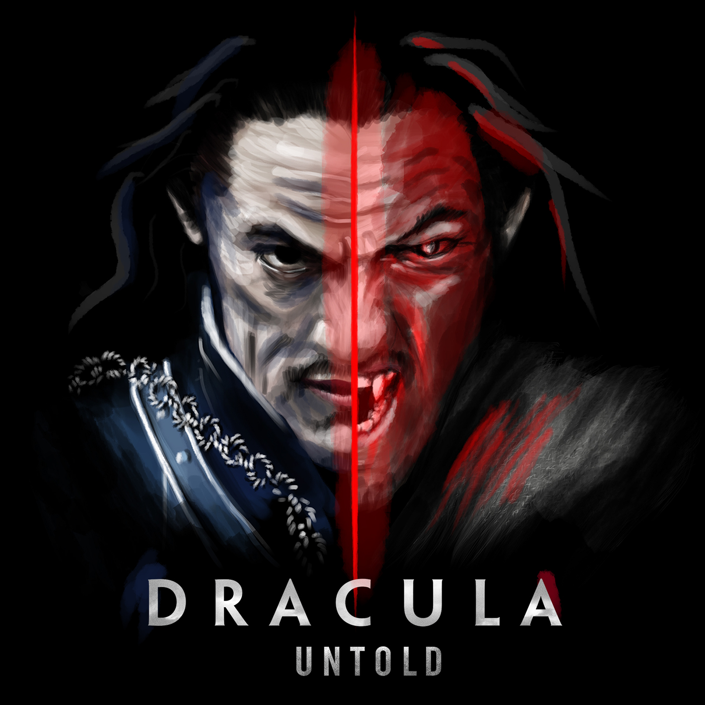 Dracula Art Project Dracula Untold Cover Art on