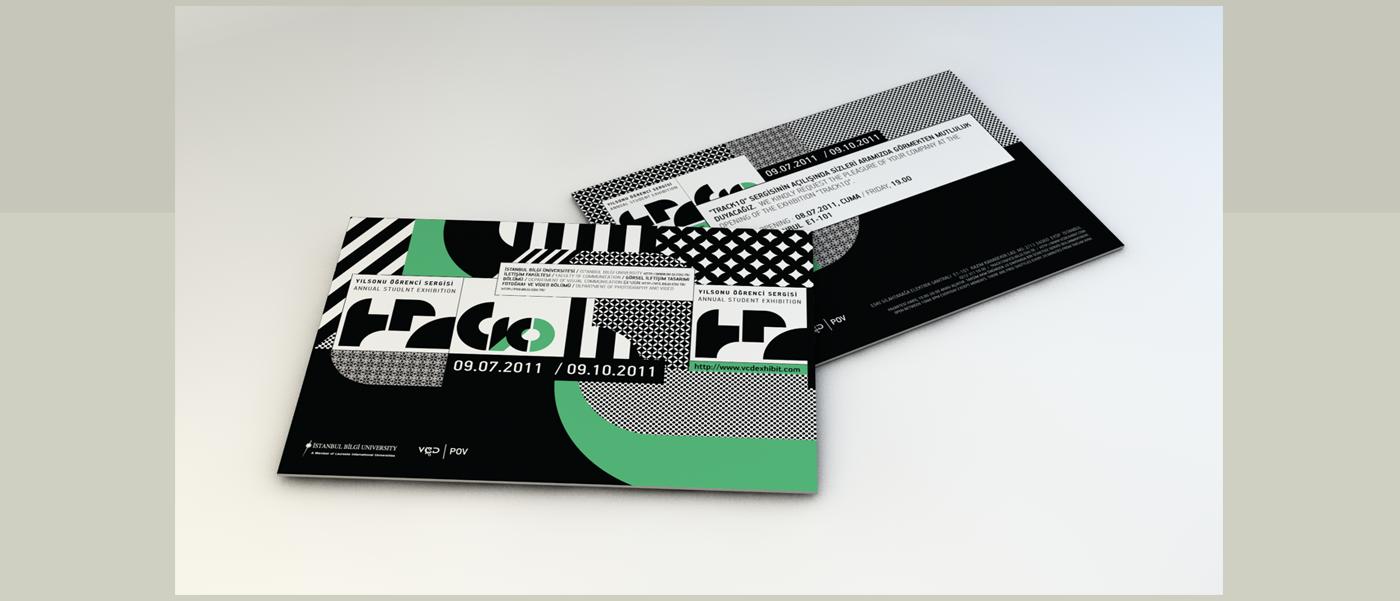 burak beceren track10 vcd pov pattern istanbul bilgi university visual communication design annual student exhibition Exhibition  vcdexhibit mistikseftali Patterns