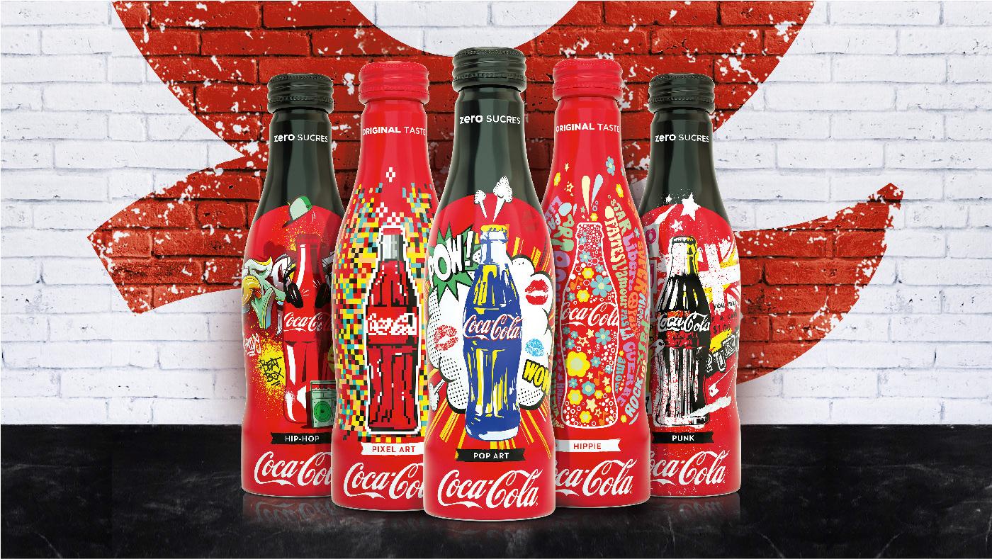 有美感的19個可口可樂包裝欣賞