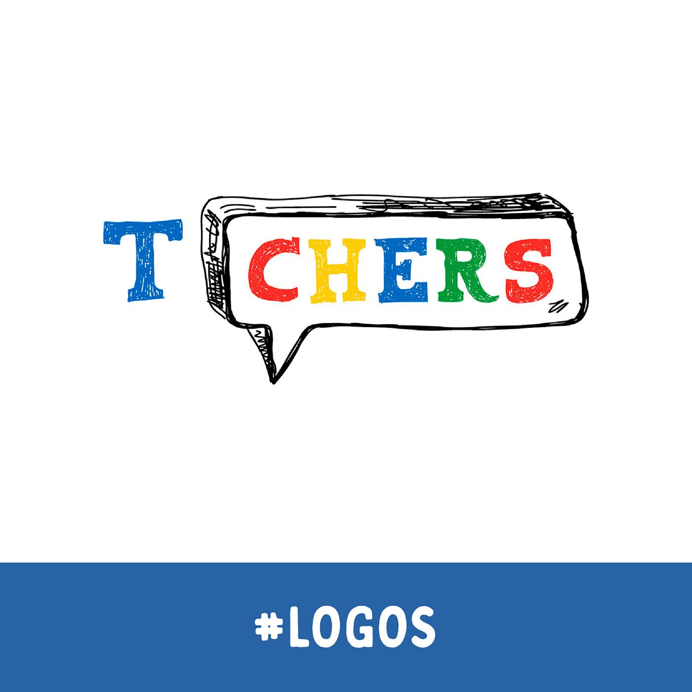 Naming y logotipo para escuela de idiomas