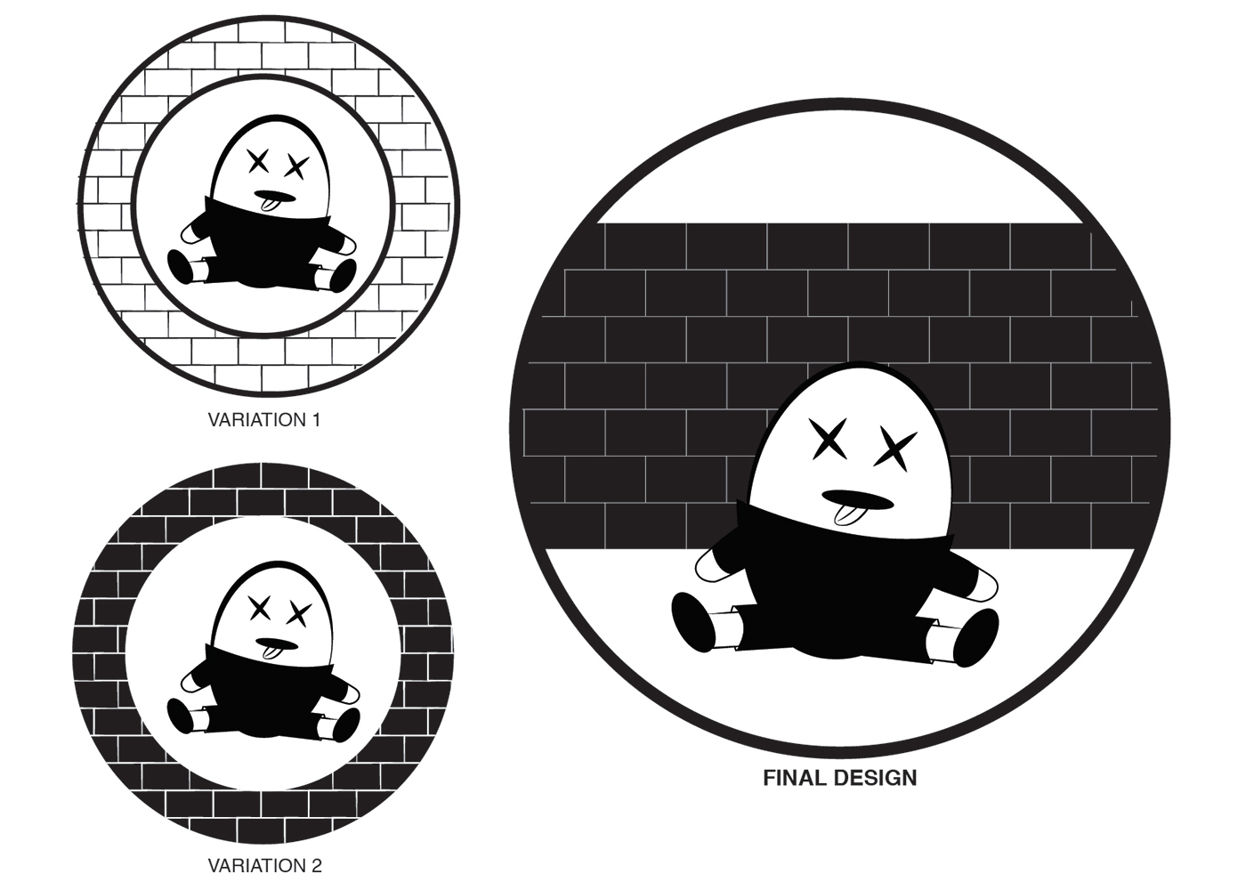Symbols Stories Humpty Dumpty On Behance