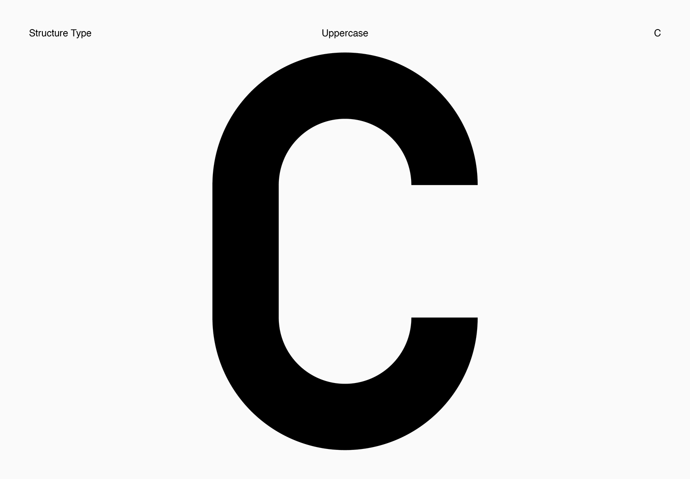 graphic design  typography   alphabet abstract construction color identity geometry ILLUSTRATION  nazoa