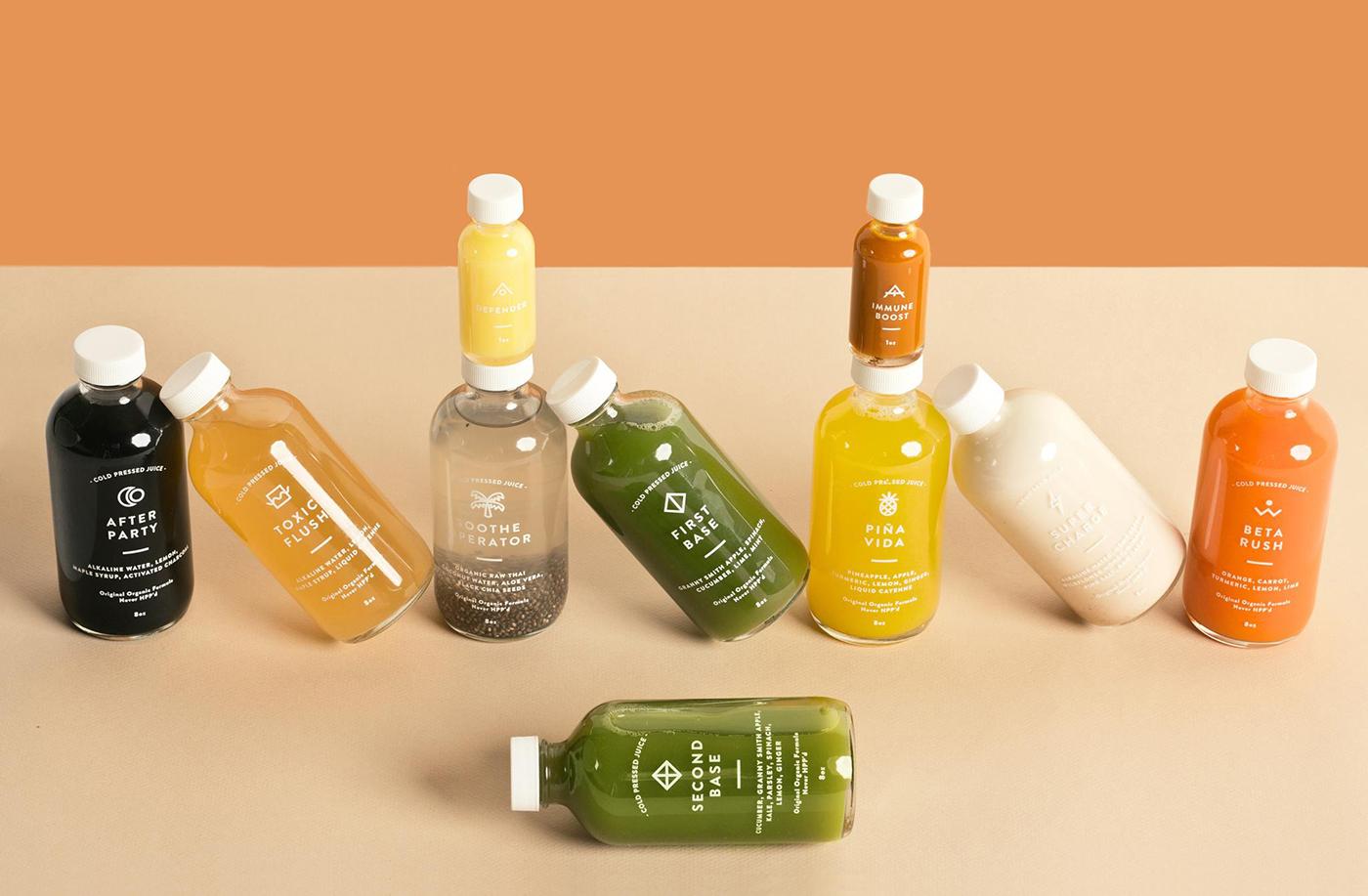 優質的32套健康產品包裝設計欣賞
