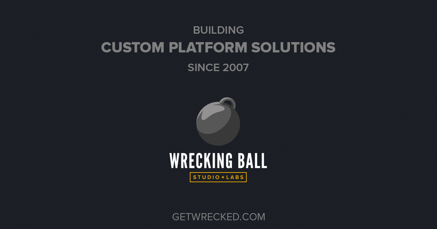 time warner wrecking ball UI cms Big Data TWC On Demand getwrecked ux Time Warner Cable Enterprise Platforms workflow Asset Management user experience Strategy and Analytics Design and Creative