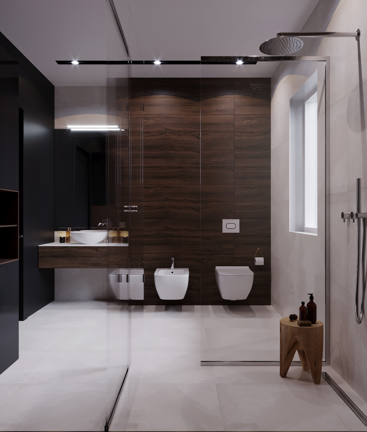bathroom design Interior luxury Porcelanosa