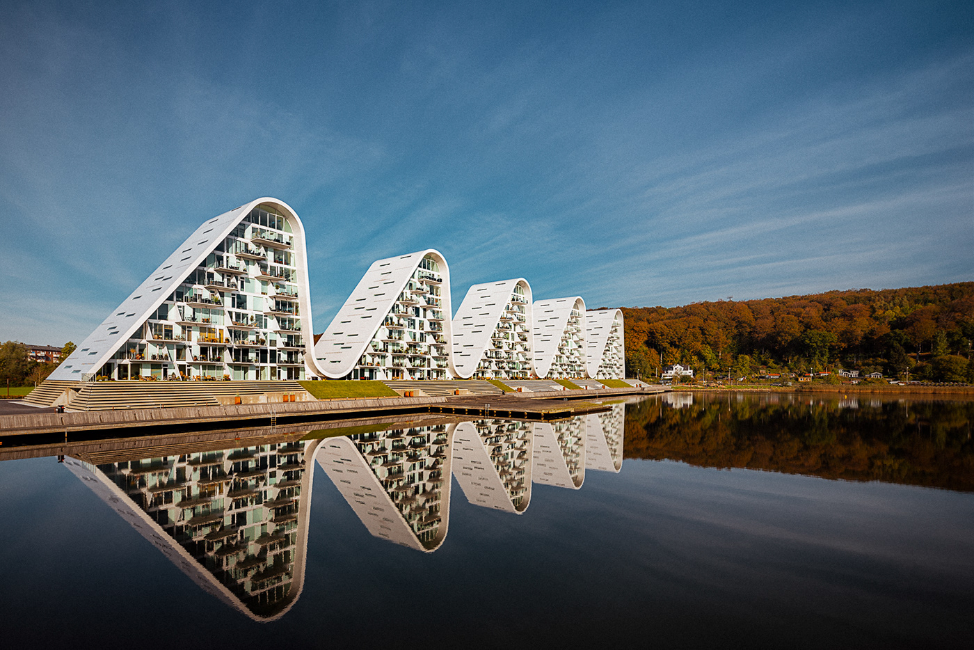 優秀的40張建築風格欣賞