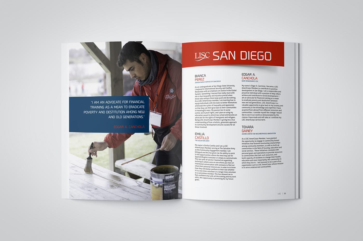 Americorps publication united states community service service
