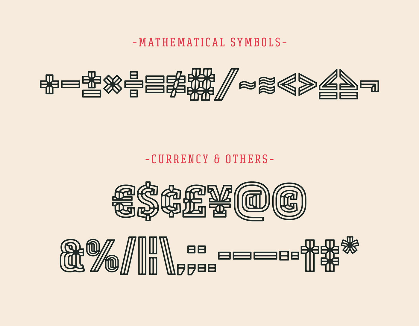 typography   letters letras decoracion lineas uppercase mayusculas free font Typeface
