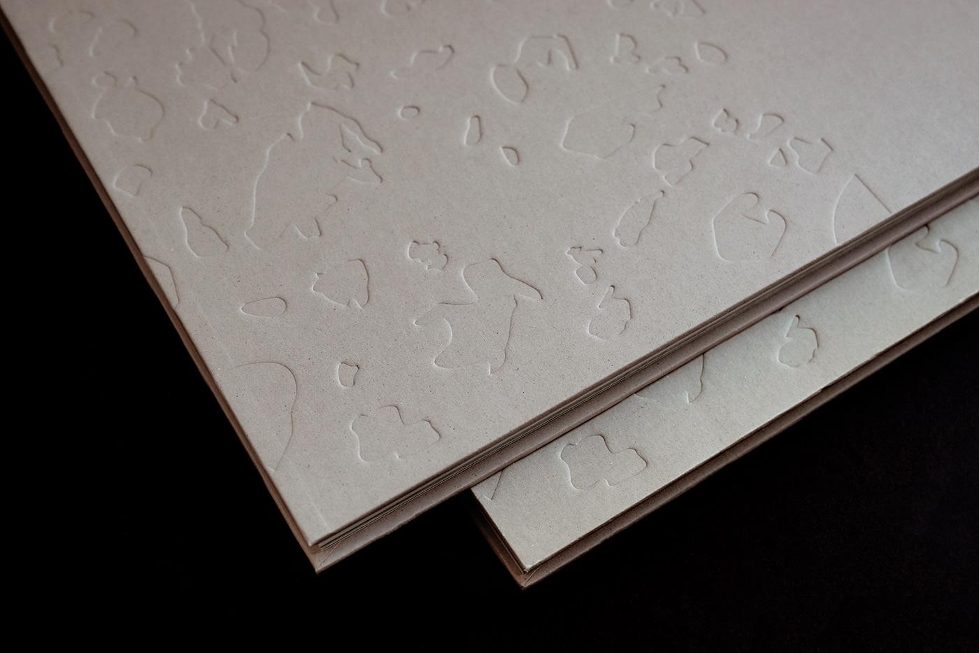 annual report success 3D post-photography artist book book design editorial design  cookbook