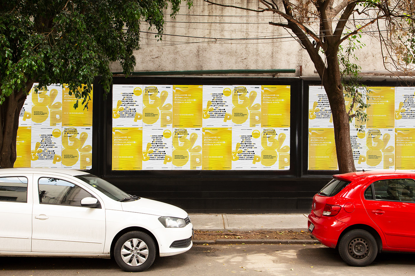 branding  DigitalFestival editorialdesign Photography  Render typography