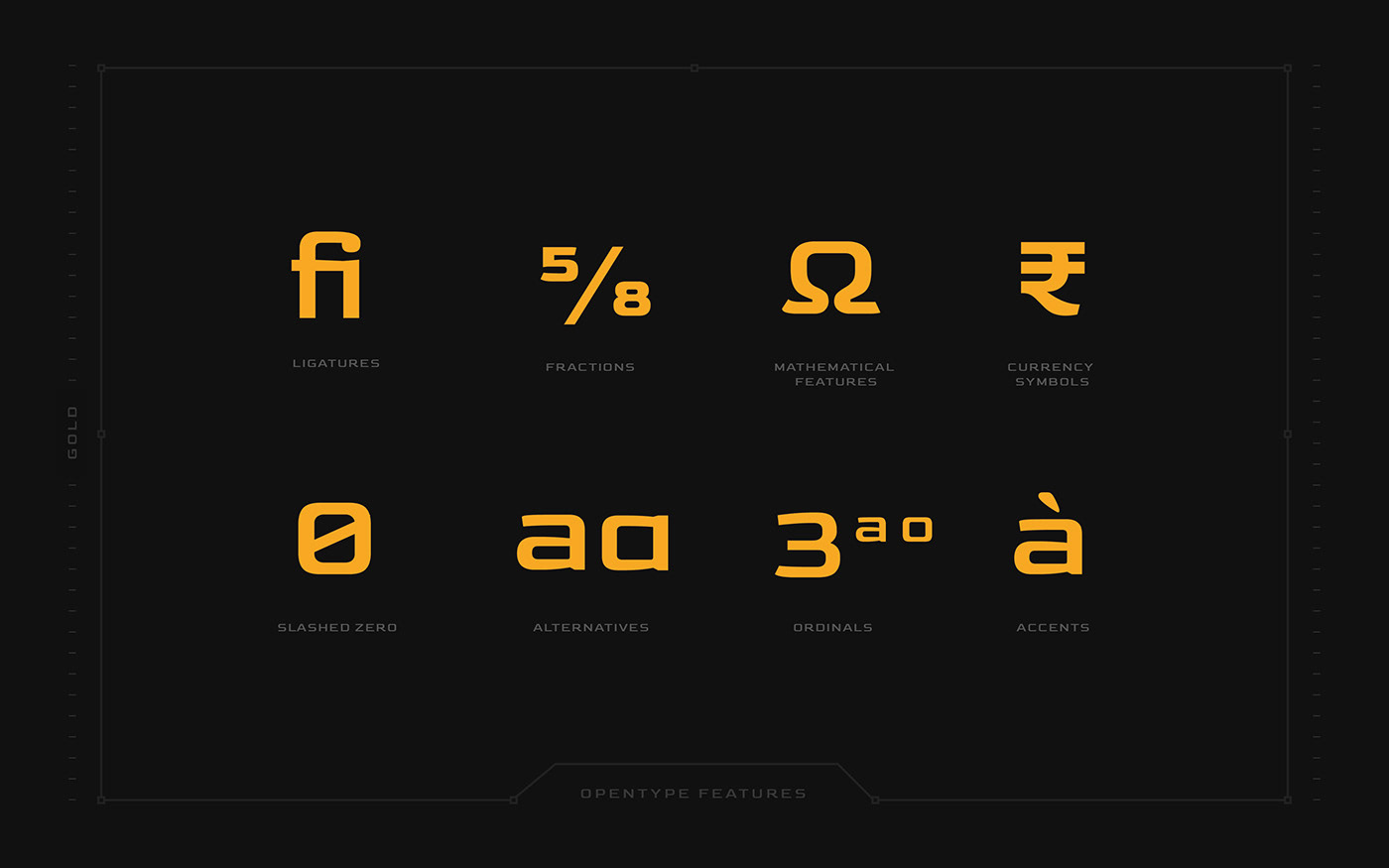 gold Display Latin Typeface India Bollywood Film   poster science fiction sports