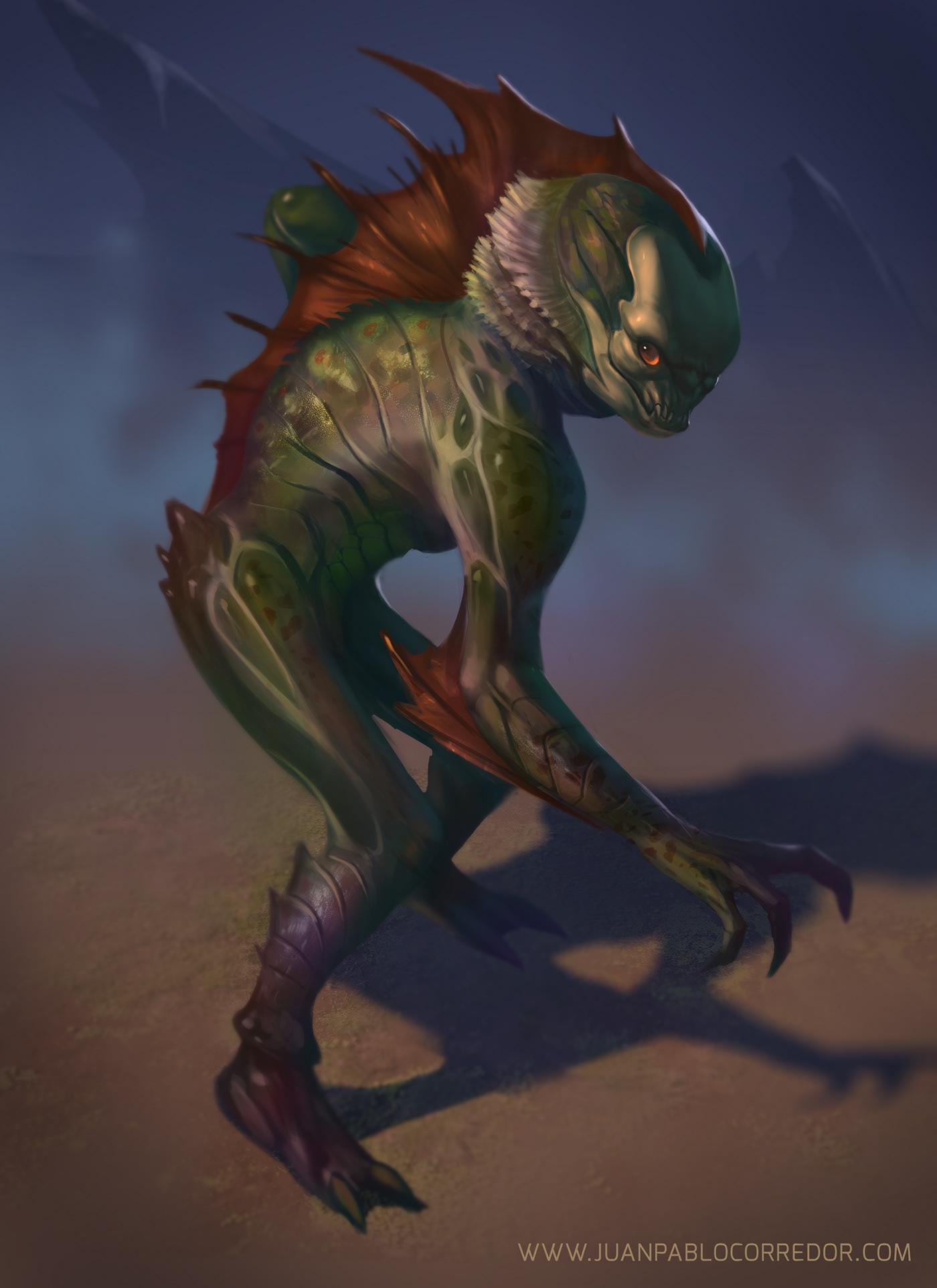characterdesing characters creature conceptart blacklagoon