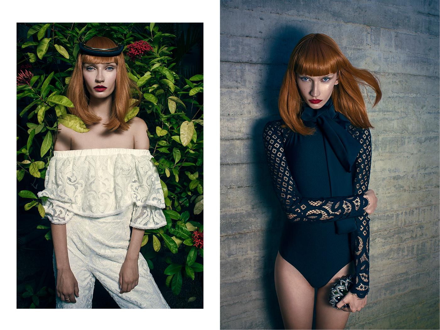 Adobe Portfolio Fashion  retouching  tratamento image pos Produção retouch high-end