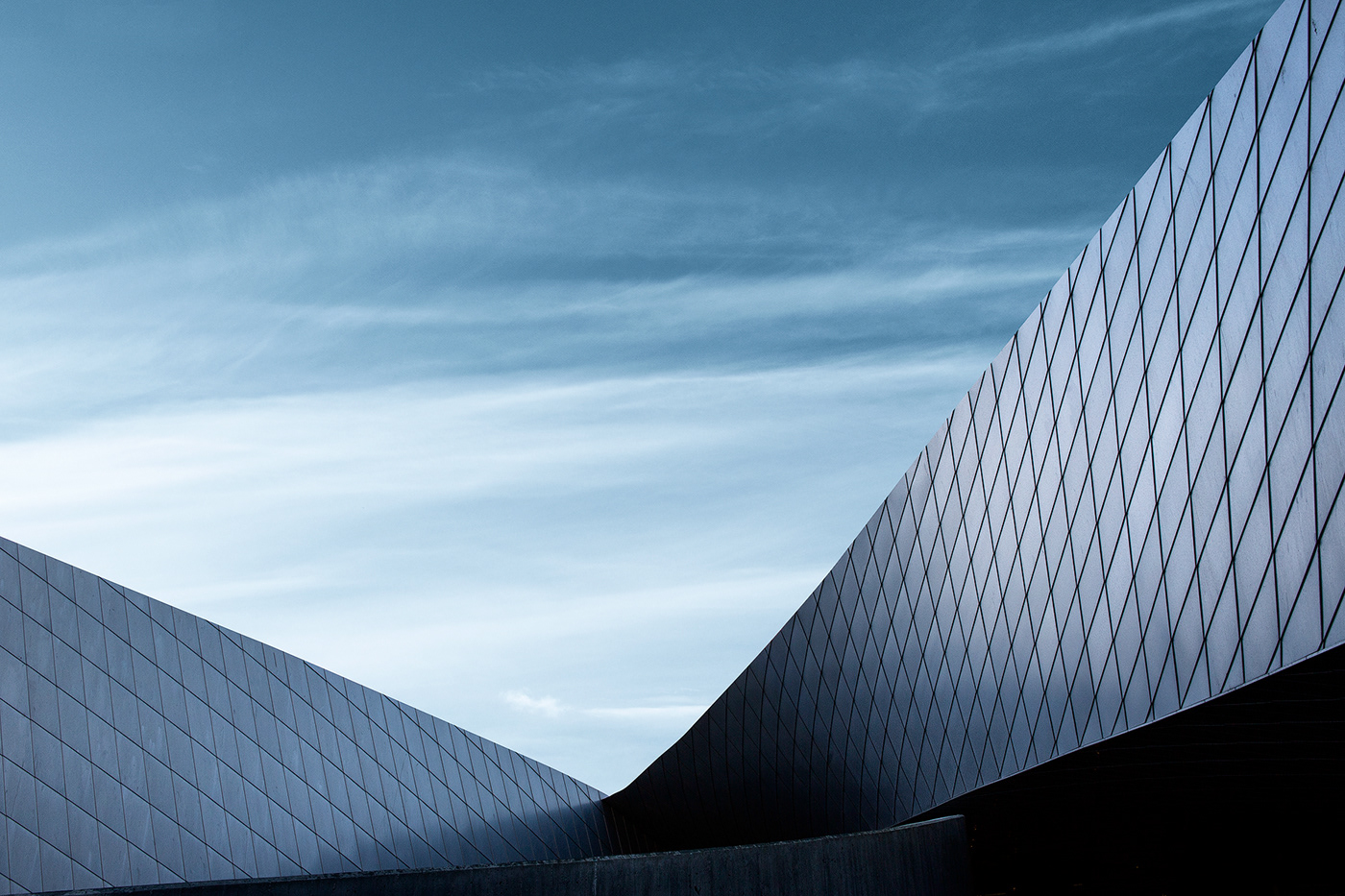 architectural design architectural photography architecture building clouds Minimalism Photography