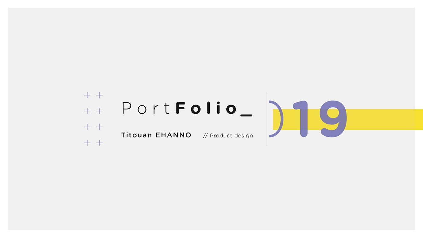 高質量的47套作品集portfolio欣賞