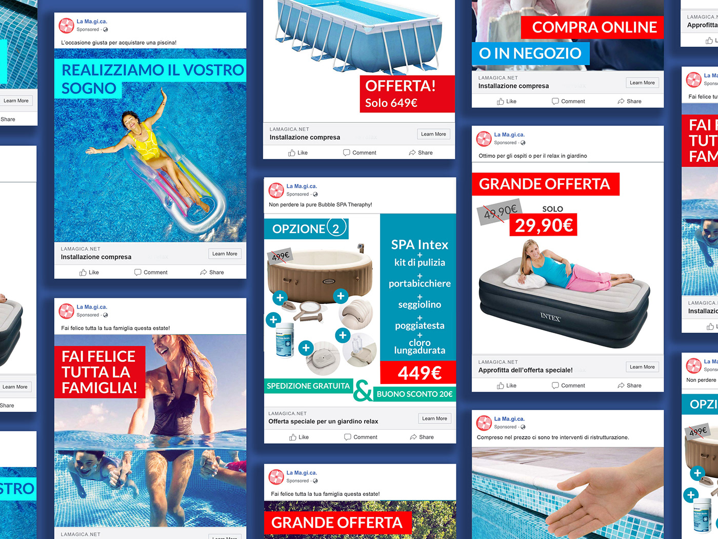 ADV Advertising  facebook instagram social social-media-manager Socialmedia store