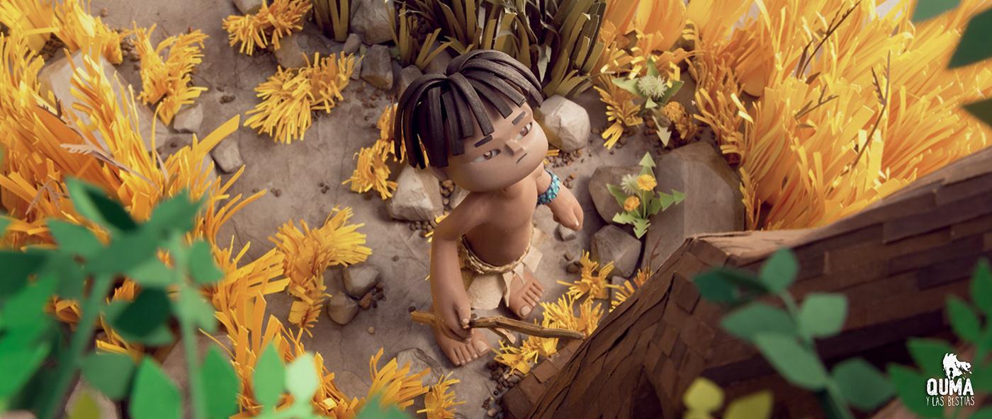 animation  Cinema design dragonframe ILLUSTRATION  puppet sculpture shortfilm stopmotion children