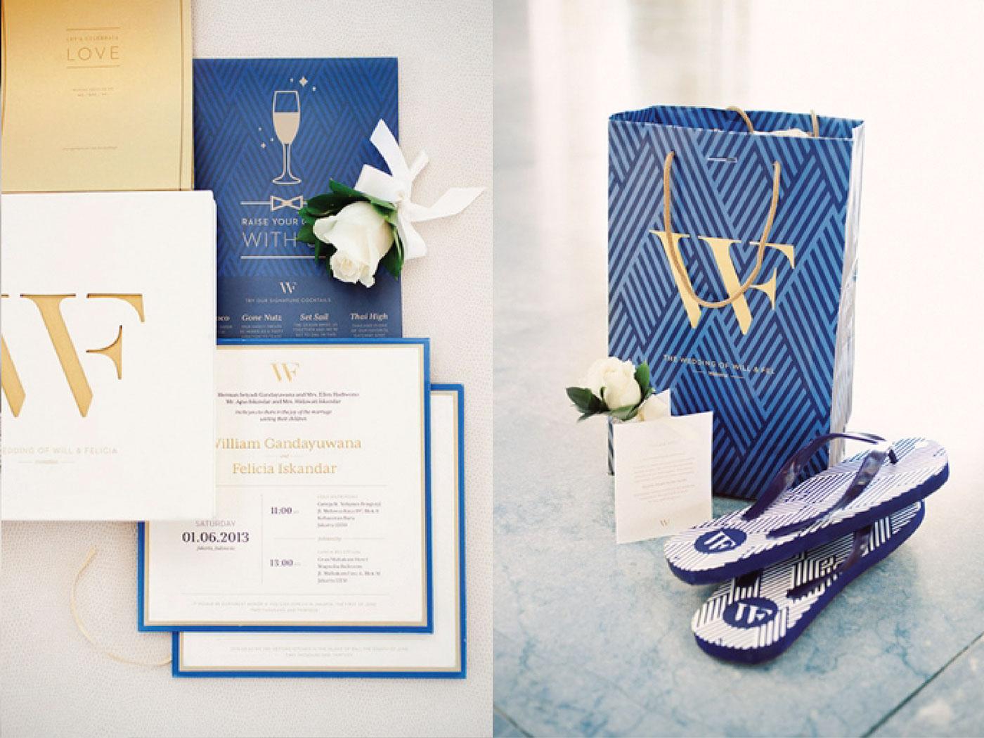 wedding bali Invitation