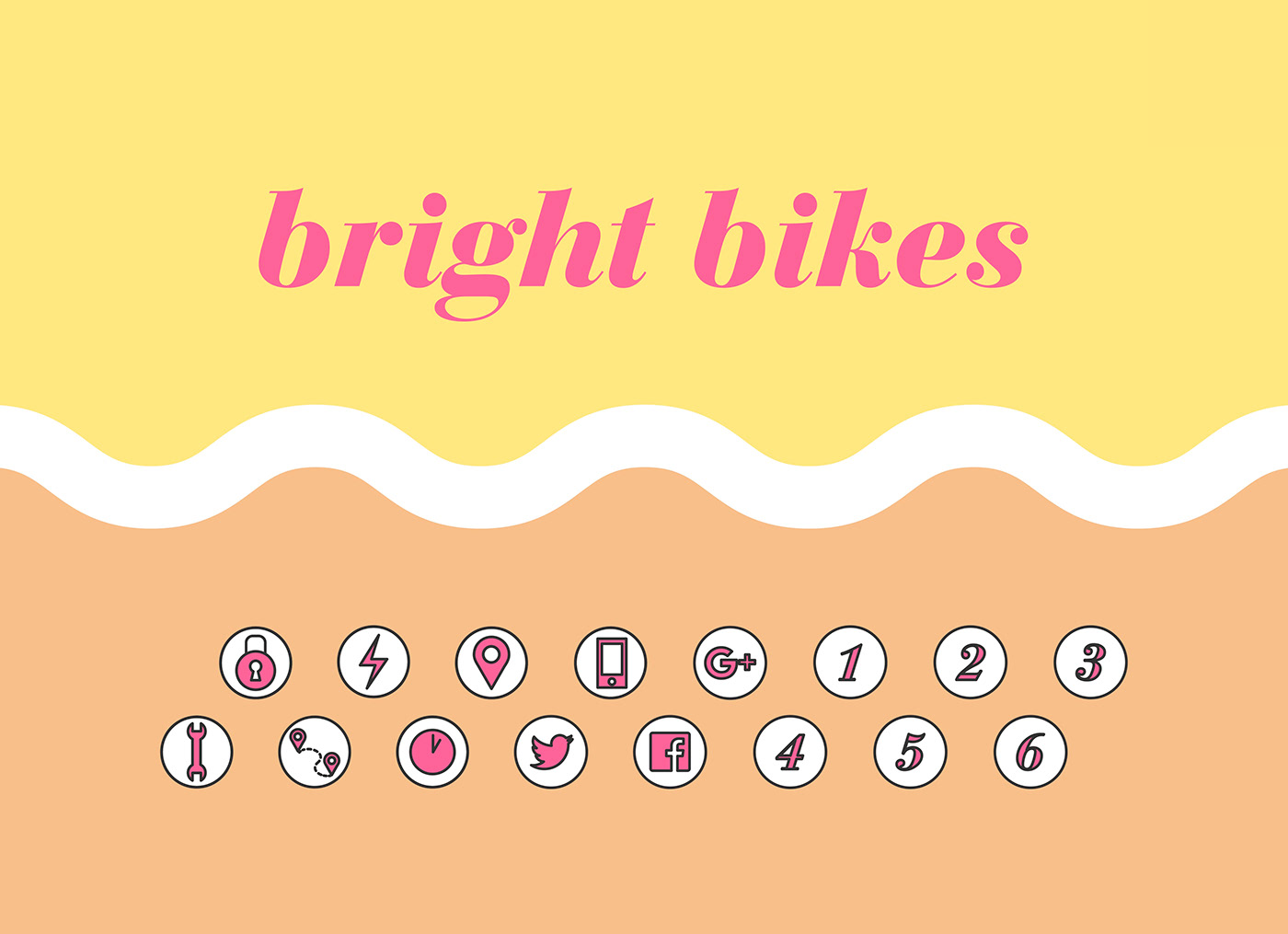Bike rental Website icons sussex south downs Cycling Holiday dutch cargo bikes sharing