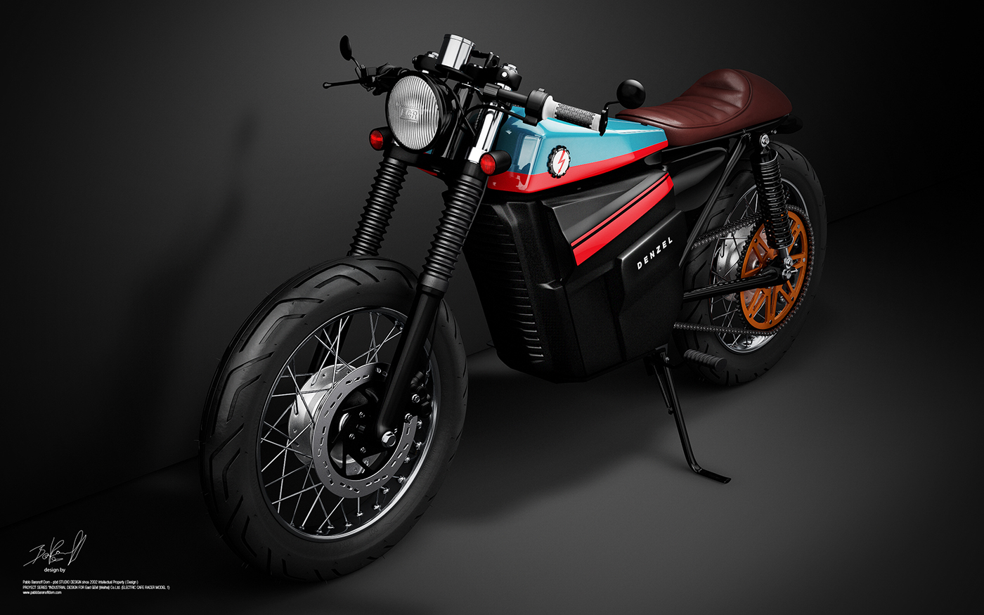 Bike china electric Honda cafe racer caferacer electric bike motorcycle brand
