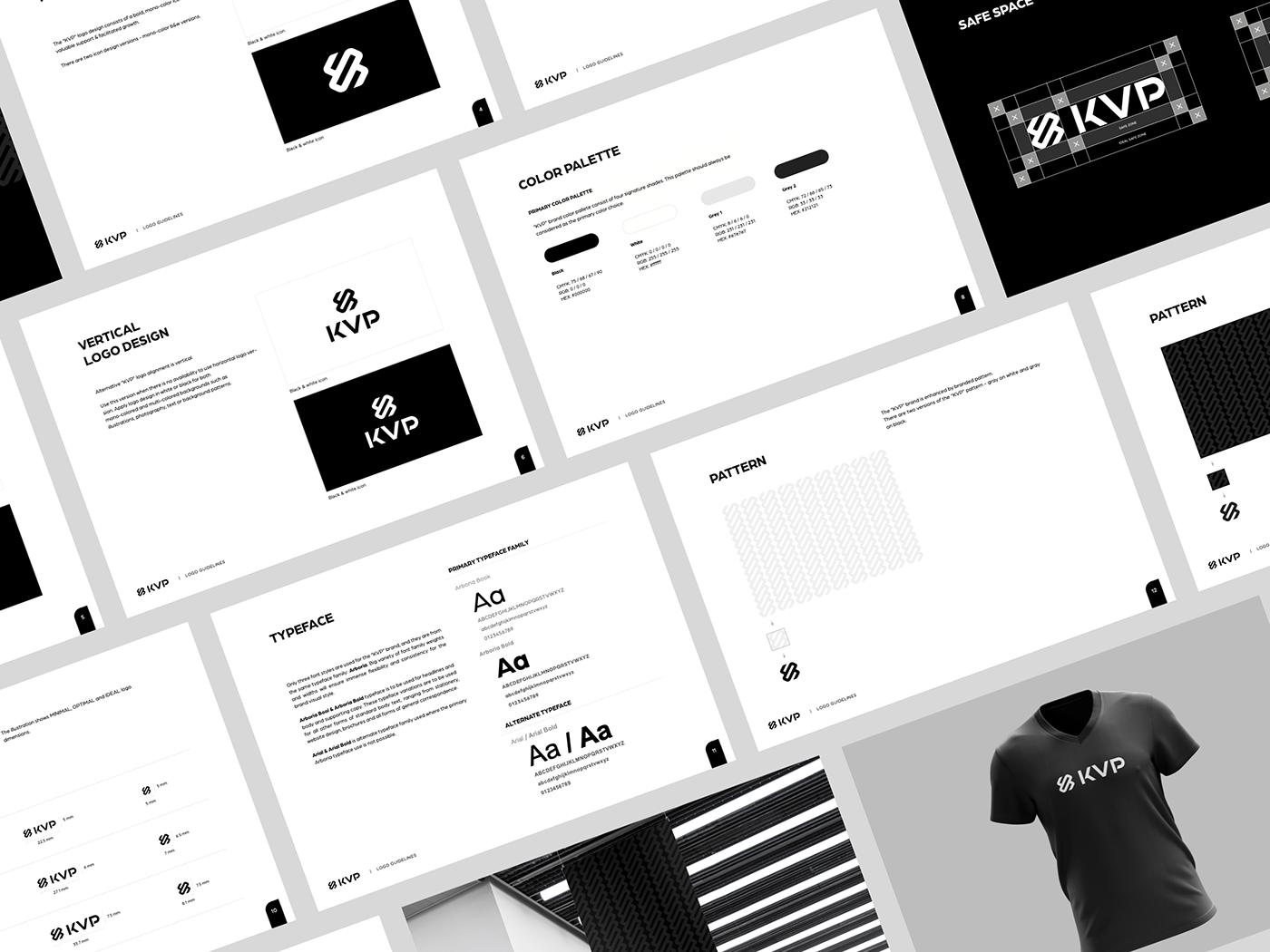 brand Brand Design Brand Guideline brand identity Branding design logo Startup venture capital type face