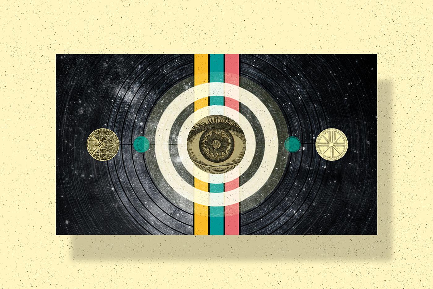 Image may contain: painting and circle
