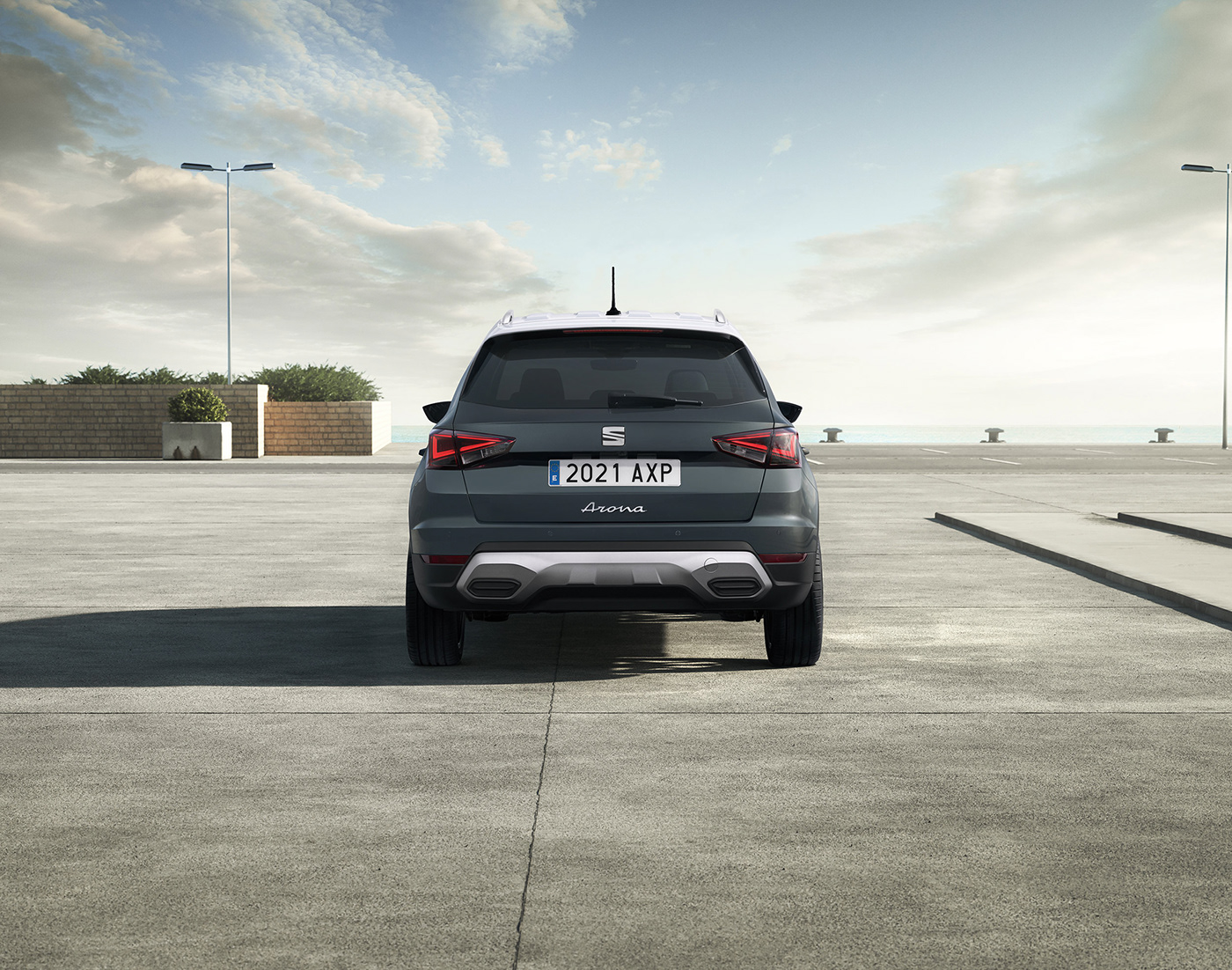arona,automotive  ,barcelona,CGI,ibiza,new,photo,retouch,seat