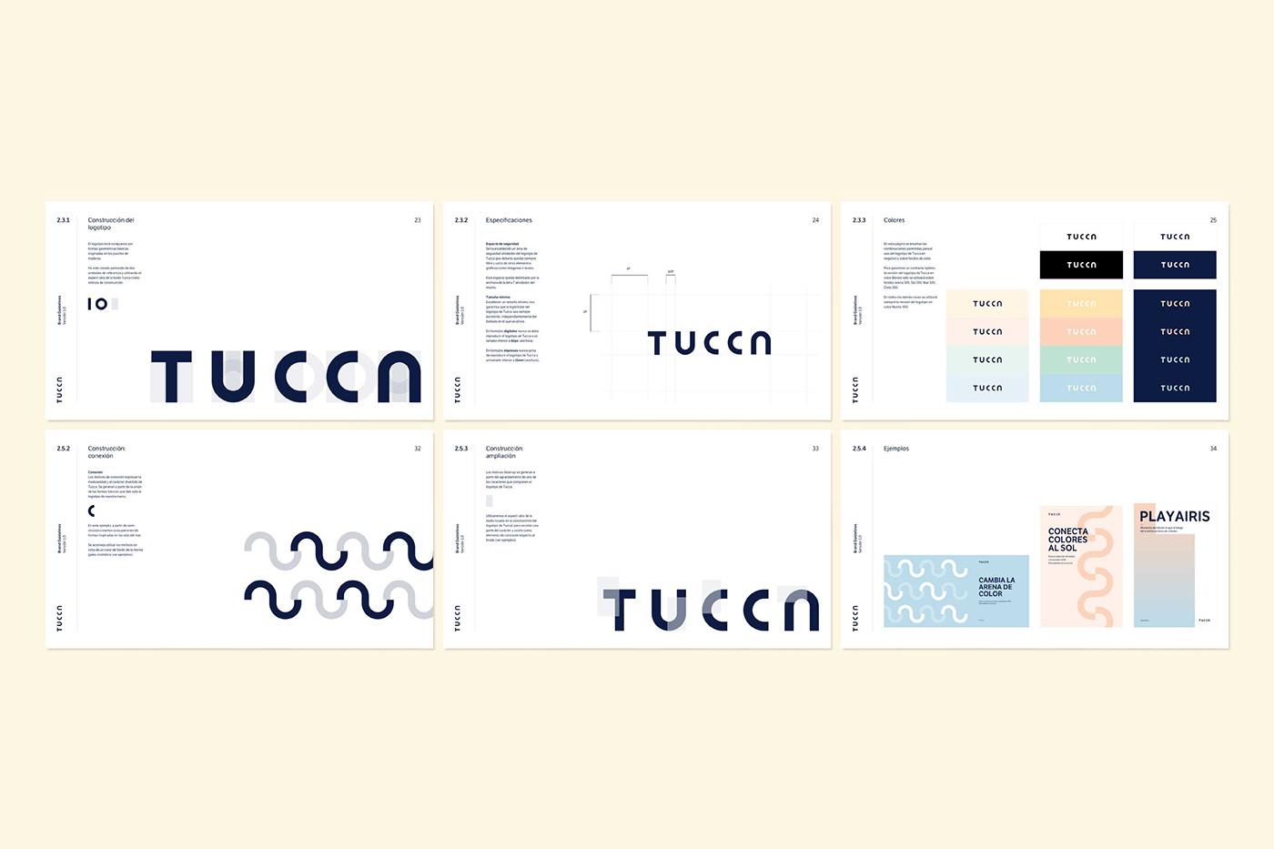 Brand Guideline brand strategy branding  Fashion  Startup towel visual identity