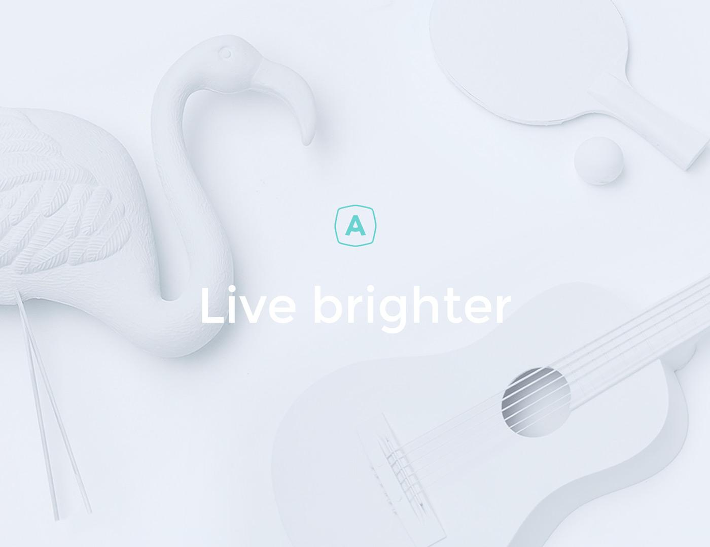 avenir L'Avenir clinic dental dental clinic dentist Clinique Dentaire White bright white on white interactive turquoise Web Montreal