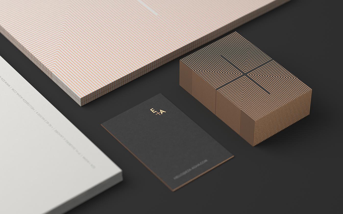 gold dark luxury minimal plus