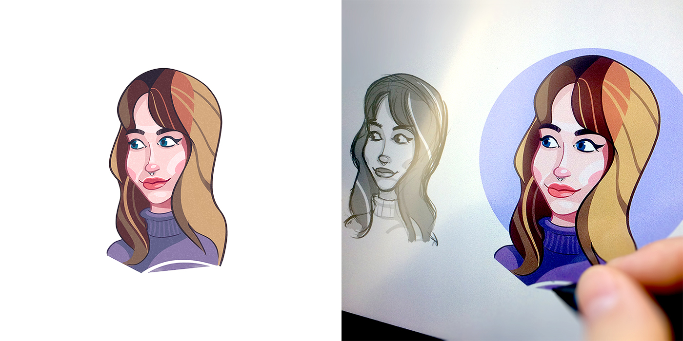 contest characterdesign Character avatar free ego challenge caricature
