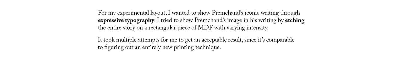 books cnc ILLUSTRATION  typesetting typography