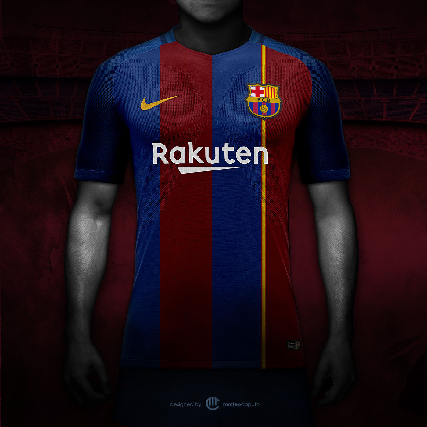best sneakers 95dc6 ab01f Fc Barcelona concept kit. No sponsers because i was trying ...