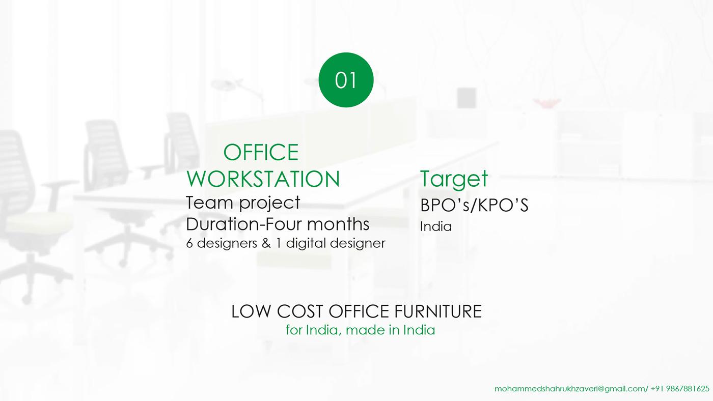高品質的25套辦公室擺設欣賞