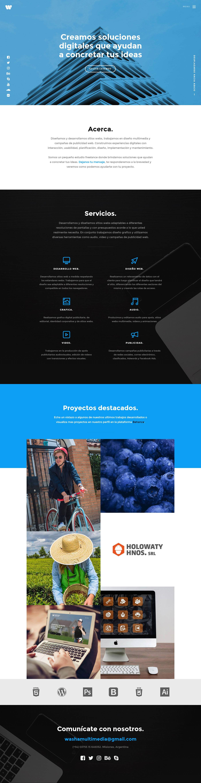 web site agency Web Design