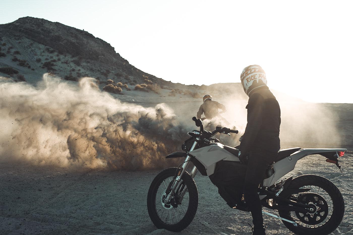 automotive   electric campaign motorcycle lifestyle Photography  Landscape