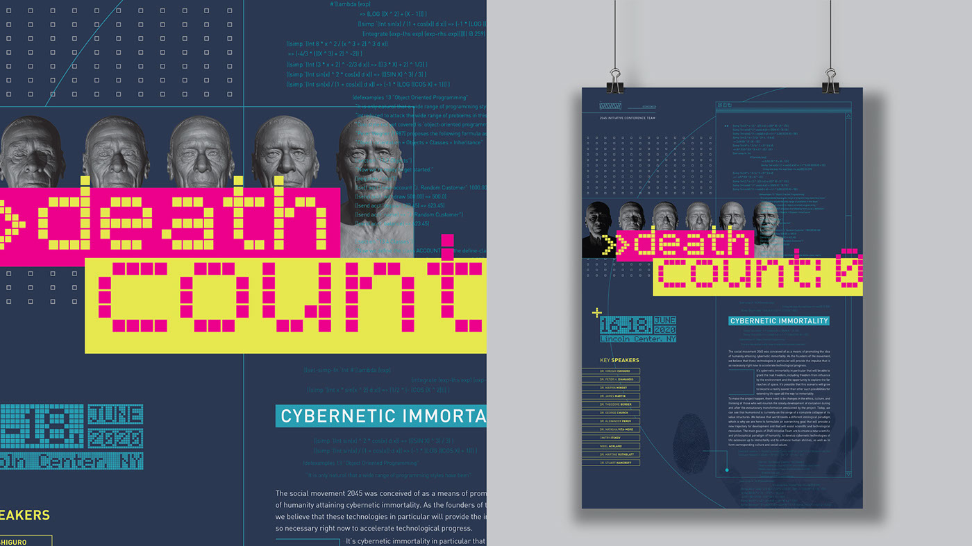 editorial design  graphic design  Conference set poster book typography   editorial Layout