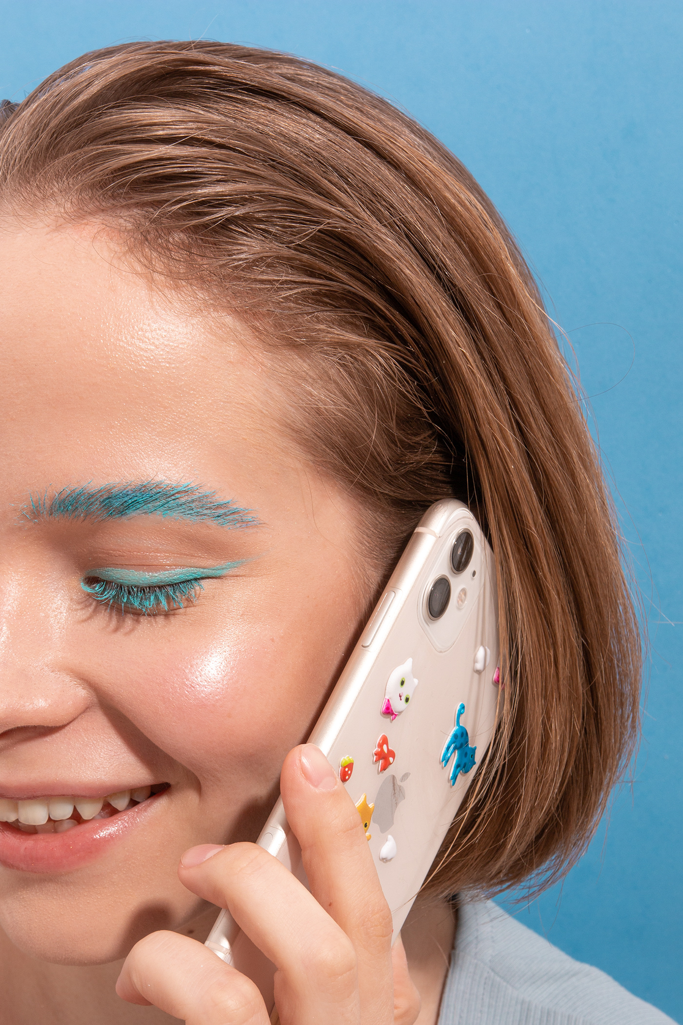 beauty editorial Fashion  fashion photography magazine makeup retouch retoucher skin skincare