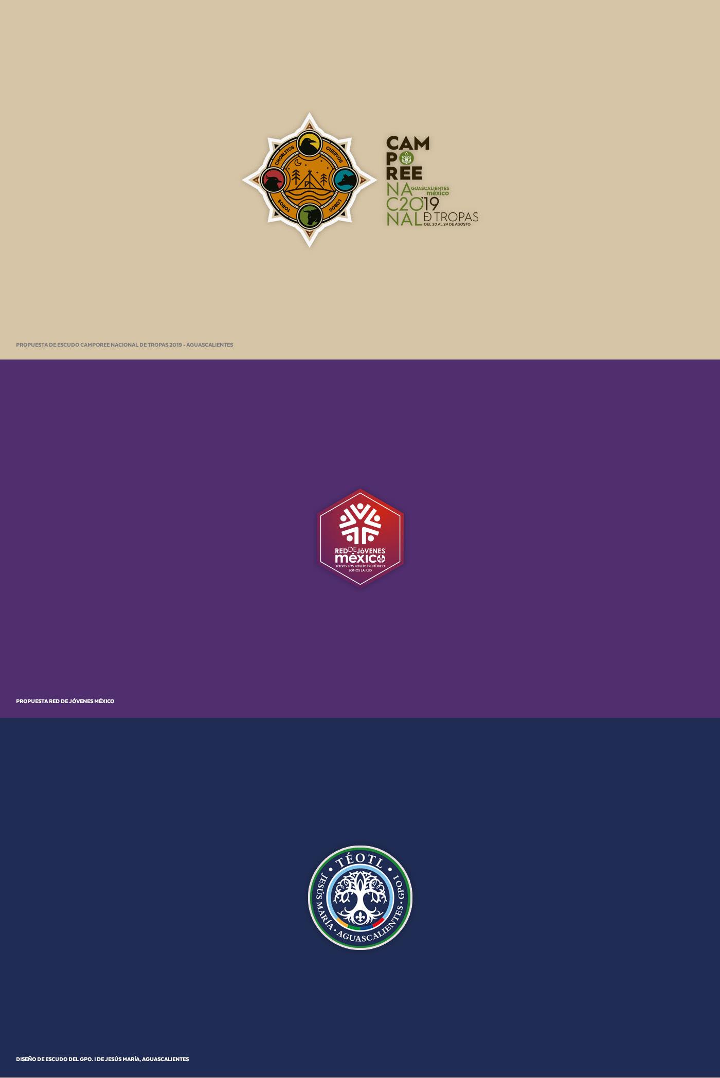 scout asmac miguel colunga webgrafico aguascalientes mexico Campismo   provincia