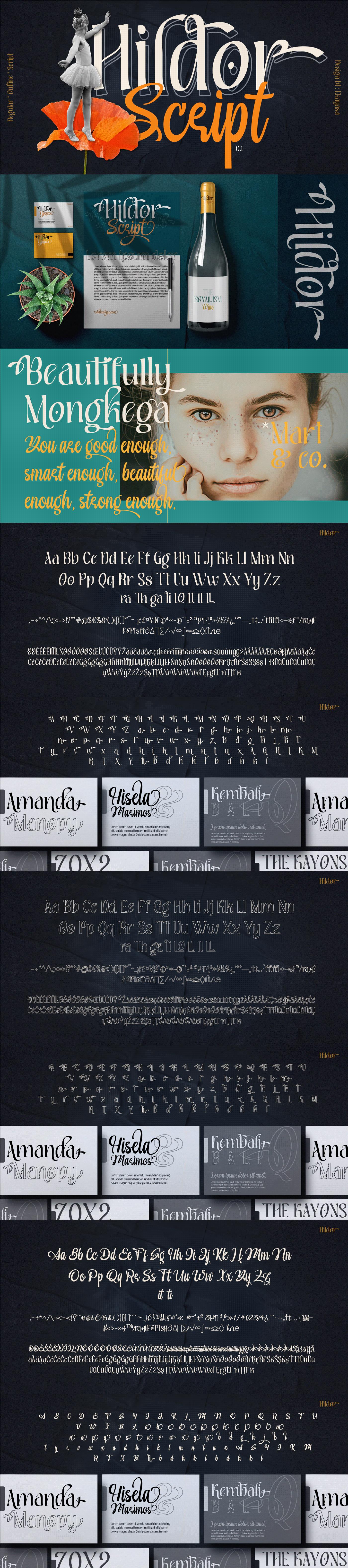 Display display font font free freebie modern Script Script Font type Typeface