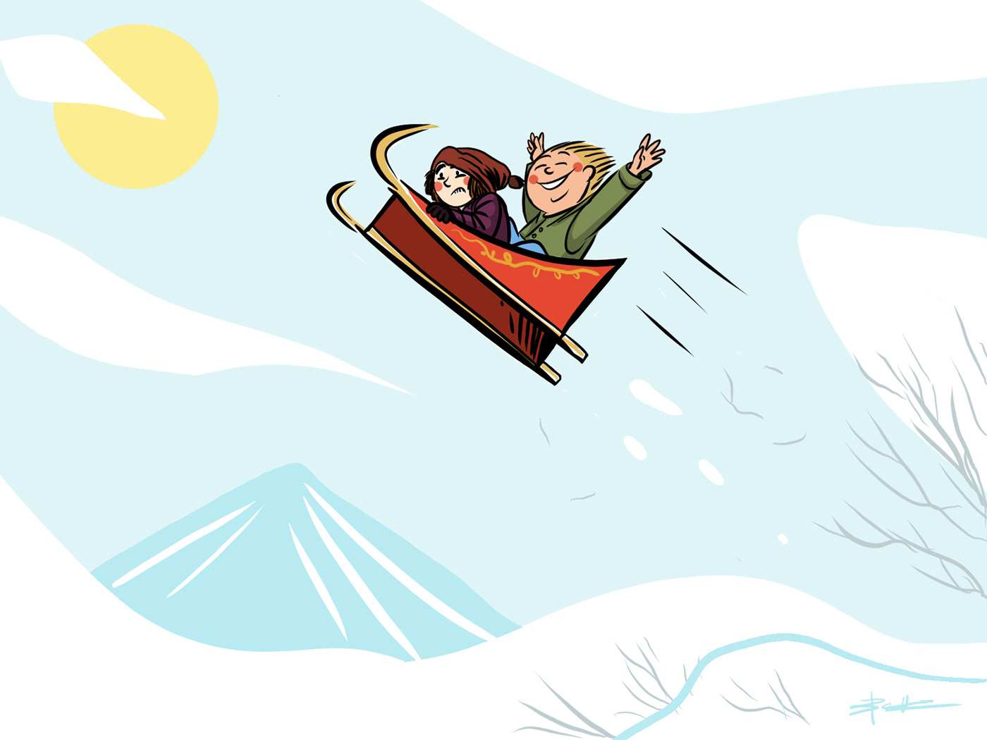 childrens Chistmas ILLUSTRATION  Illustrator ilustracion ilustrador ilustradorinfantil ChildrenIllustration iIllustration