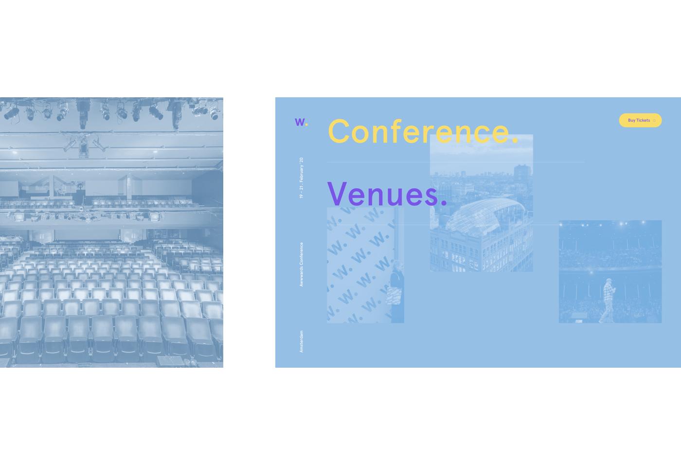 AWWWARDS,UI/UX,Web,Webdesign,Website,conference