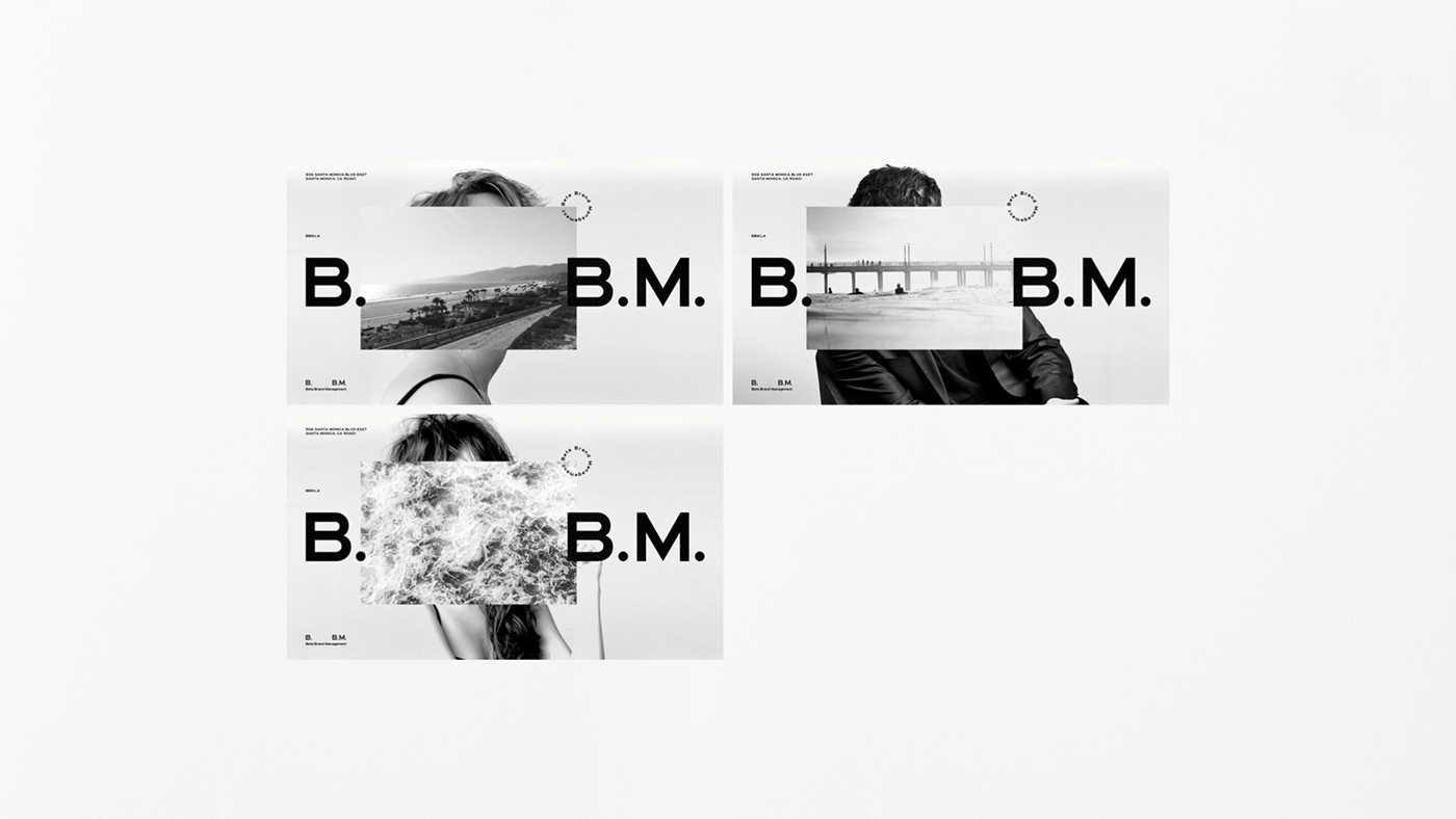 beta graphic design monochrome bold strong Stationery typography   identity branding