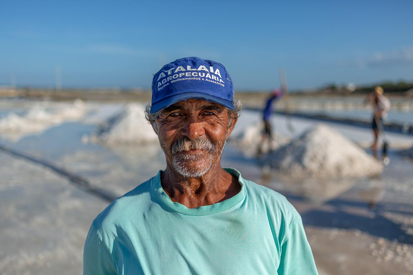 Aerial Photography brazillian development Documentary Photography economy environment LIFECOAST Salt sea South America