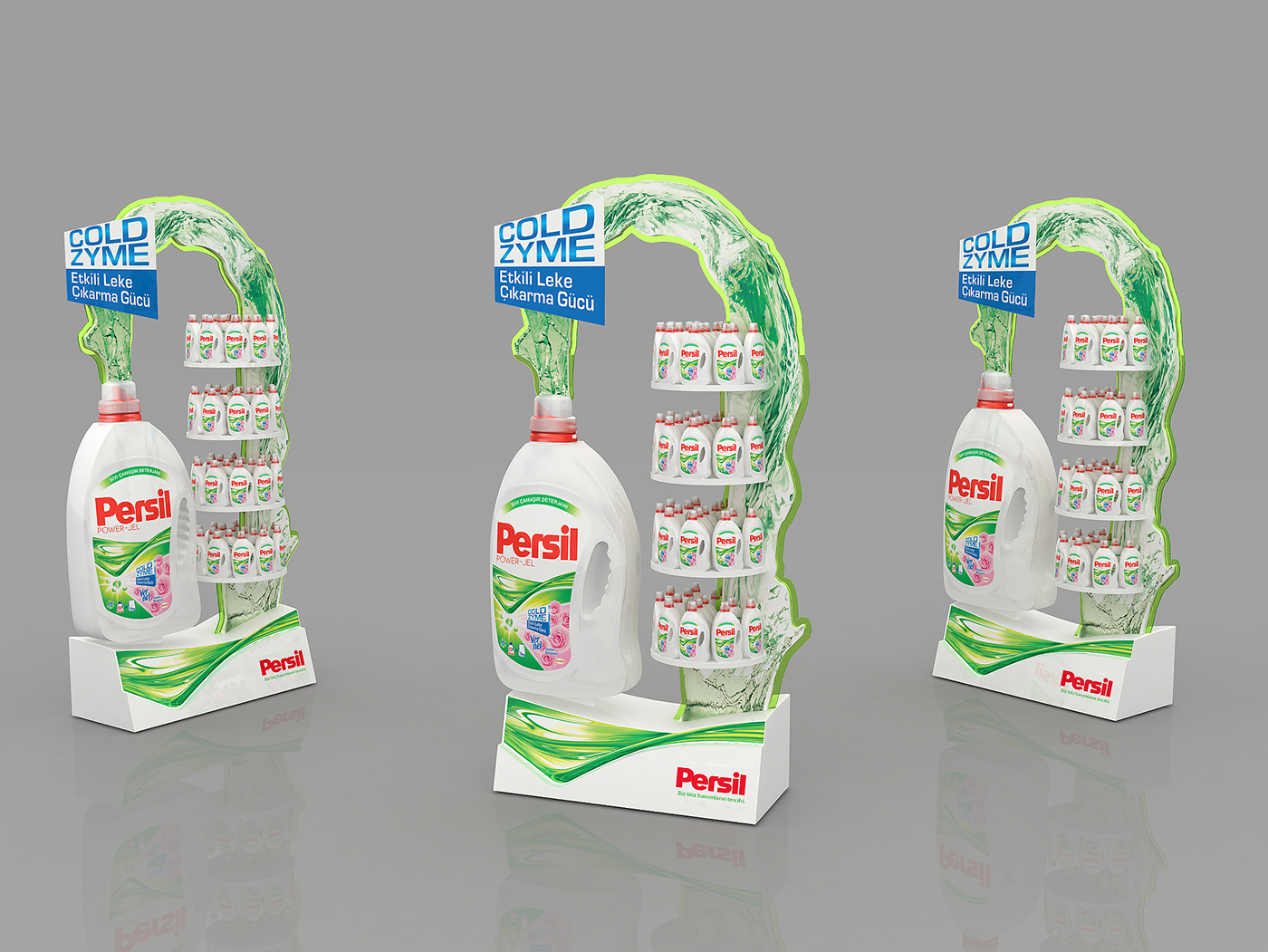 henkel persil posm on behance