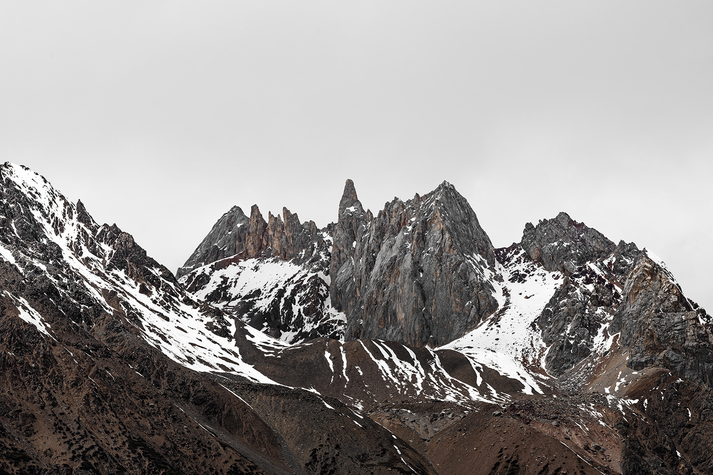 hiking Landscape Massif mountain Nature Outdoor tibet Travel