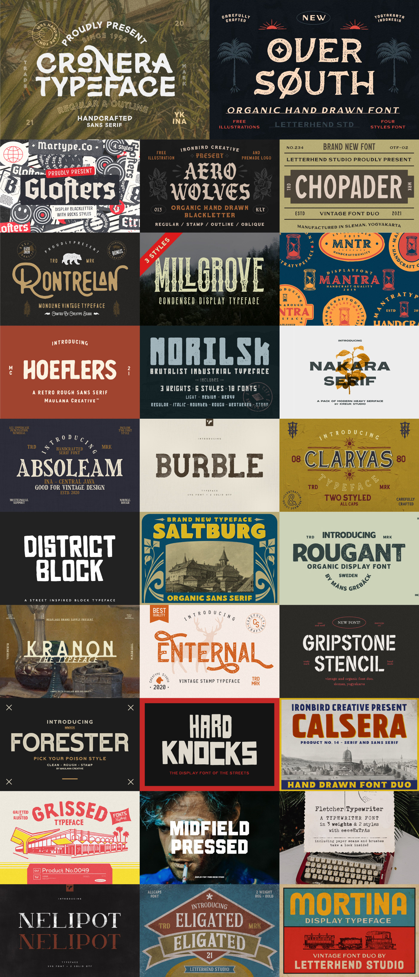 branding  bundle free Free font ILLUSTRATION  logo Retro rough texture vintage